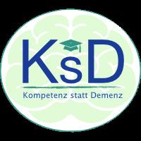 Kompetenz statt Demenz Logo
